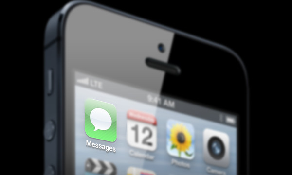 iPhone SMS 2