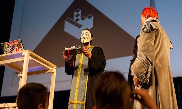 Ruski aktivisti pokrenuli su proces registracije Kopimi crkve (Izvor slike: www.churchofkopimism.org.uk)