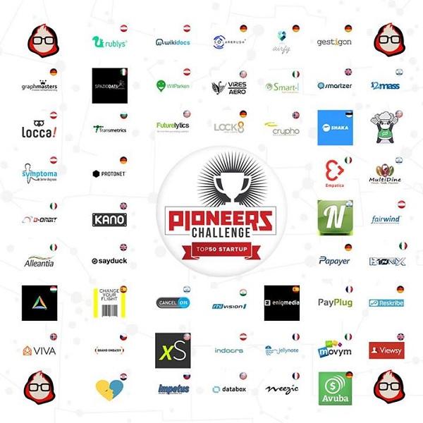 50 startupa odabrano je među 850 prijavljenih.
