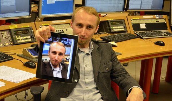 Autor emisije RTL Hotspot je Antonio Zavada (slika: Morana Lerga, RTL)