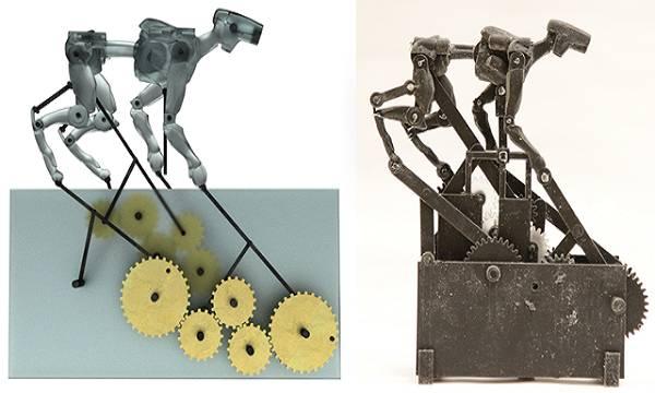 Stvaranje automatona više neće zahtijevati napredna znanja o mehanici