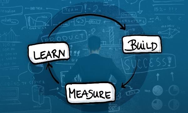 Ili skraćeno:Build-Measure-Learn.
