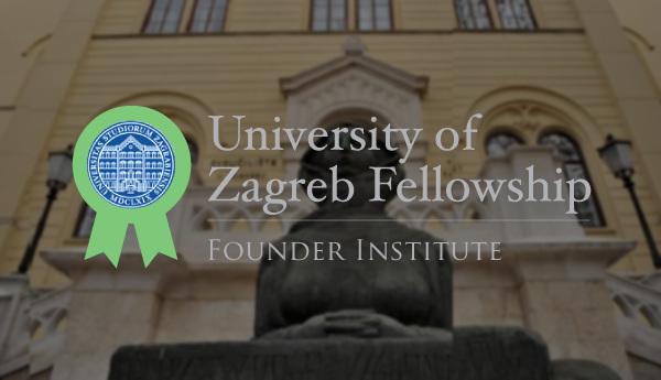 Founder Institute, u dogovoru sa Sveučilištem u Zagrebu, daje dvije stipendije za zaposlenike ili studente Sveučilišta.