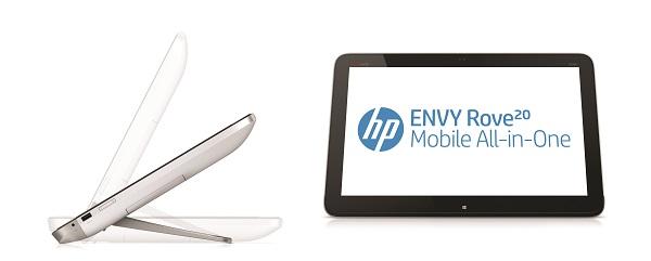 Envy rove kombinacija je stolnog i prijenosnog računala koja neodoljivo podsjeća na predimenzionirani tablet