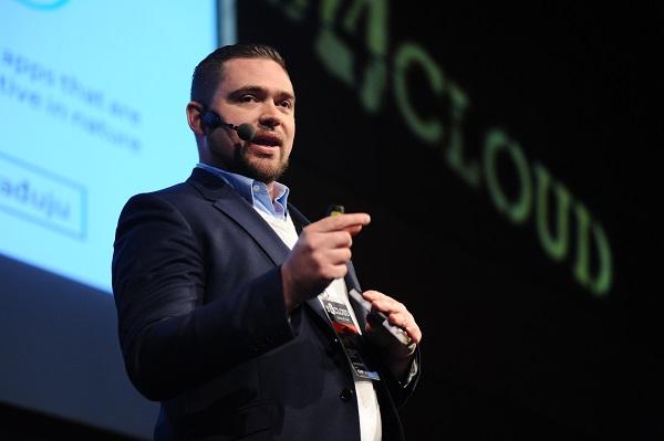 Buijs je u svom predavanju pričao o trendovima koji mijenjaju poslovanje (fotografije snimio Fotosvijet)