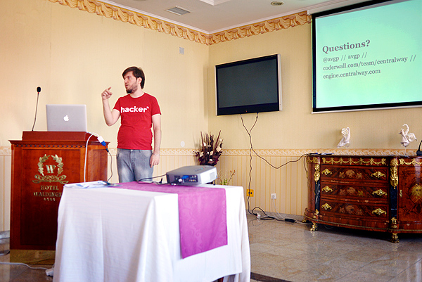 Predavanja i radionice na The Geek Gatheringu održali su svjetski i domaći stručnjaci (fotografije: Marina Filipović Marinshe).