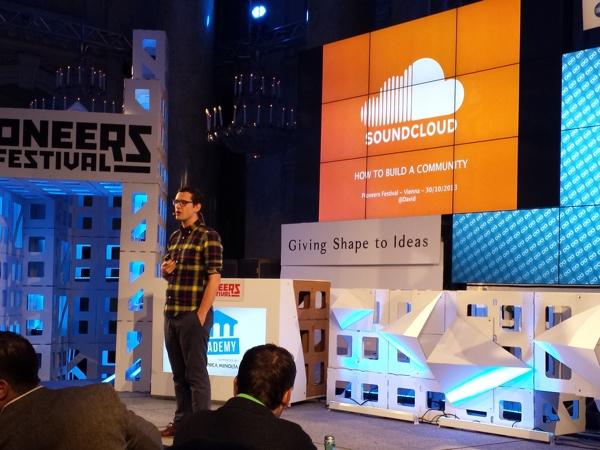 David Noel iz Soundclouda na Pioneers festivalu
