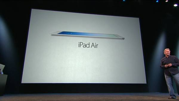 Zvijezda večeri: iPad Air