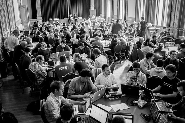 Više od 600 WP entuzijasta okupilo se u Leidenu (fotografija: Florian Ziegler)