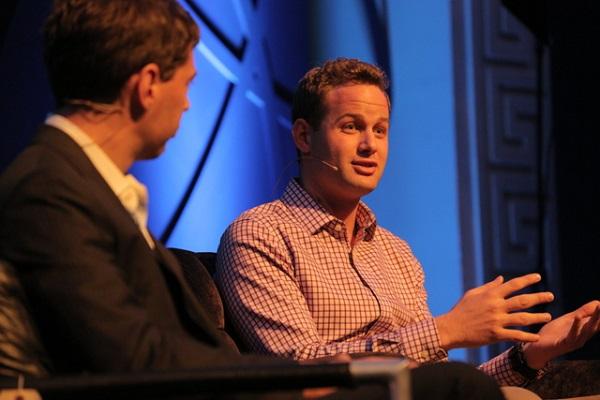 Amit Avner, osnivač startupa TayKey (fotografija: Web Summit)