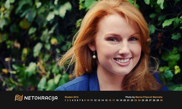 Kelly Hook, Web Summit Dublin (Snimila: Marina Filipović Marinshe)