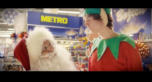 Metro Cash & Carry prvi put kreće u televizijsko oglašavanje na ovim područja, i to pod kreativnom palicom Kofeina.