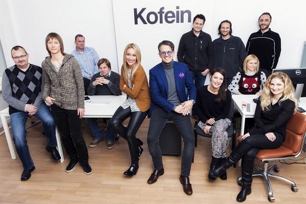 Kreativna agencija Kofein u nešto više od godine dana poslovanja postigla je vrlo dobre rezultate. No, i daljnji ciljevi su im poprilično ambiciozni.