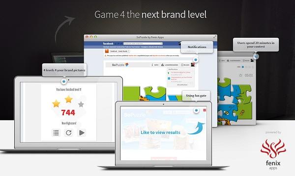 SoPuzzle peta je Fenixova aplikacija i druga igra za društvenu mrežu Facebook.