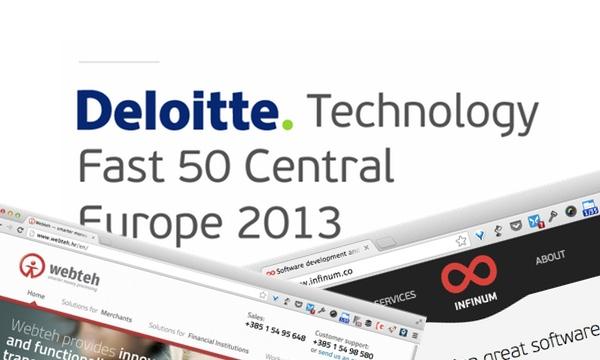 Deloitte prati koje su najbrže rastuće tehnološke tvrtke u regiji, a idućeg ćemo tjedna doznati tko je brzo rastao u 2014.