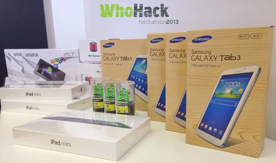 Nagradni fond uključuje uređaje iPad Mini, Samsung, Samsung i Vivax  Android tablete te Robot USB ključeve