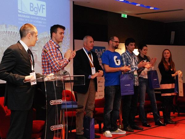 Festomat je na BgVF dobio nagradu za najbolji startup u svojoj grupi, a i Wild Card nagradu akceleratora StartLabs.