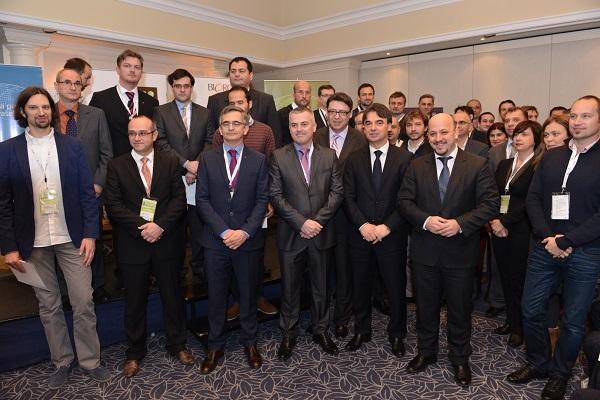 Na dodjeli su prisustvovali i ministri Jovanović, Maras i Grčić