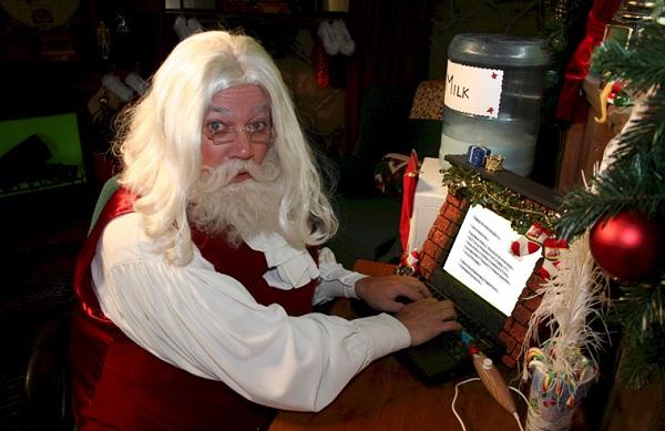Krajnji je trenutak da se pobrinete za PR prije Božića. (slika: EmailSanta.com)