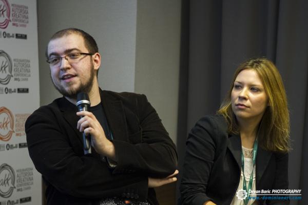 Ivan Brezak Brkan otkrivao je što je medijima zanimljivo, dok je Ida Pandur davala savjete s područja društvenih mreža.