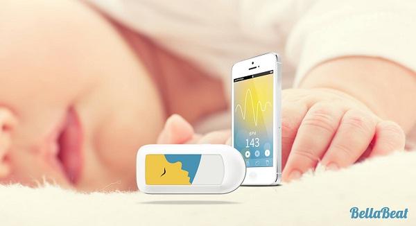 BabyWatch je od sada BellaBeat, a proizvod će se više fokusirati na same trudnice.