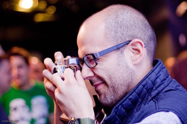 Carlos Eduardo Espinal, partner u Seedcampu, predlaže onima s lošim komunikacijskim vještinama da na tome porade u 2014. (Slika: Mario Poje)