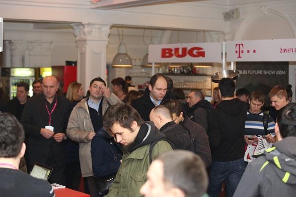 Posjetitelji su na Bugov Show došli vidjeti koje ih tehnologije očekuju u bliskoj budućnosti