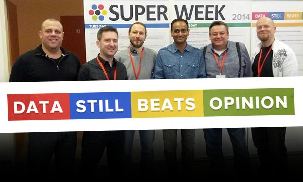Ekipa iz Escape Studija uspjela se, među ostalima, na Superweeku družiti s Avinashem Kaushikom.