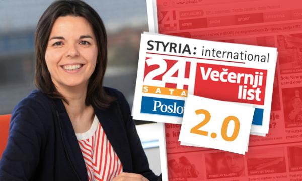 Sanda Lončar, Styrijina članica uprave za digitalno poslovanje, ekskluzivno za Netokraciju...