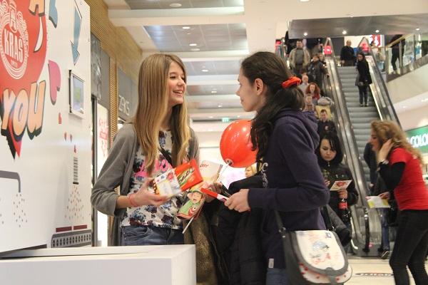 Kampanja je Krašev brend htjela približiti tinejdžerima