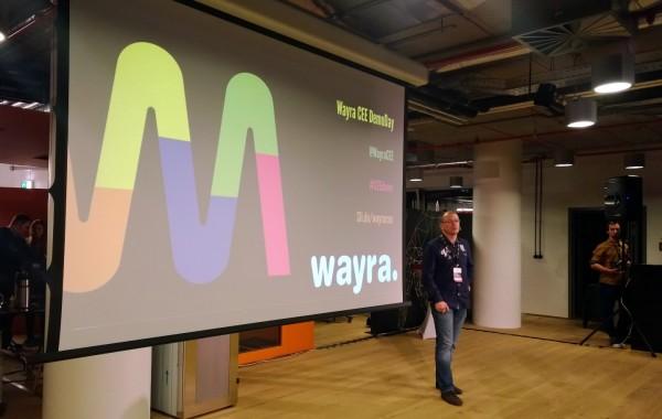 Jaroslav Gergič iz tvrtke GoodData dao je nekoliko savjeta startupima tijekom Demo Daya.