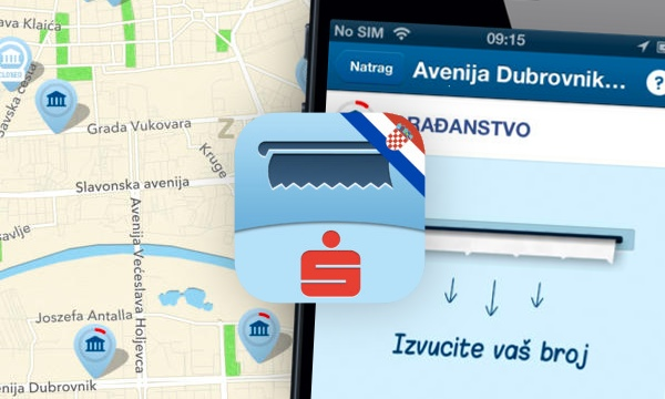 Redomat je nova, besplatna aplikacija Erste banke
