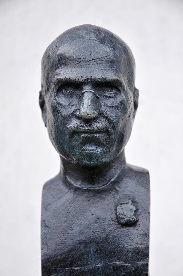Bista - Steve Jobs (Foto: Nenad Pavlović)