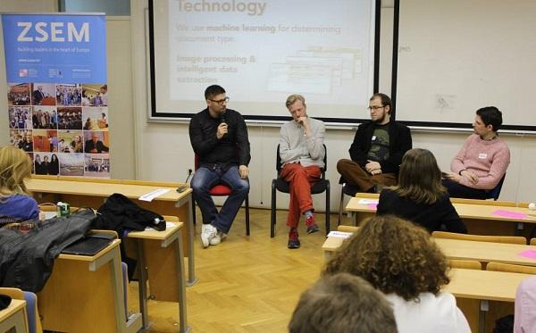 Na panelu se raspravljalo o poteškoćama s kojima se CEE startupi nose, ali i prednostima osnivanja startupa u ovoj regiji