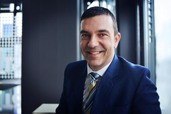 Erste bankin Igor Strejček za Netokraciju je komentirao novu aplikaciju (Photo by Marina Filipović Marinshe)