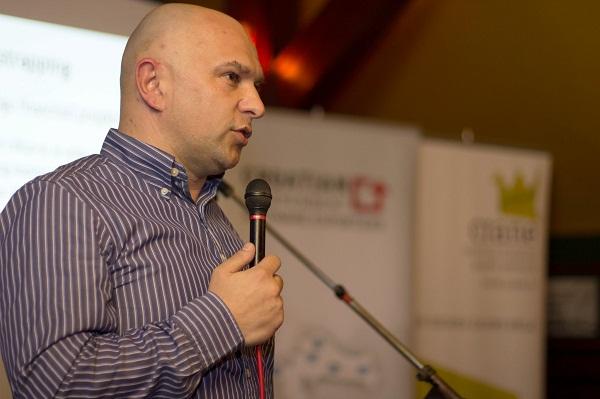 O svojim iskustvima s crowdfundingom pričat će Mihovil Barančić.