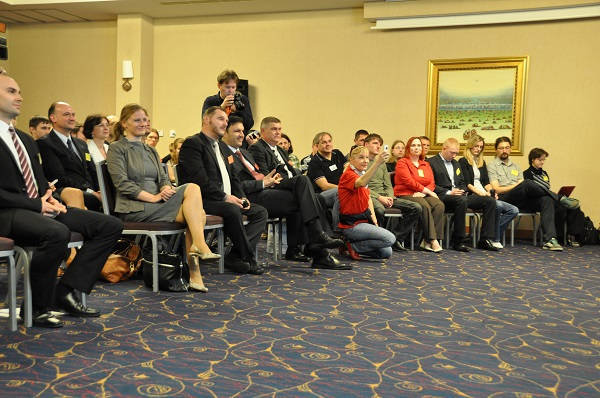 Prošlogodišnja DORS/CLUC konferencija okupila je nemali broj sudionika