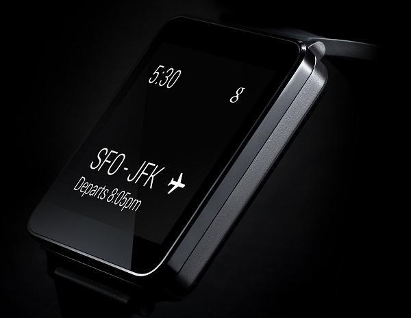 Prvi pametni sat na Android Wearu biti će LG-ev G Watch