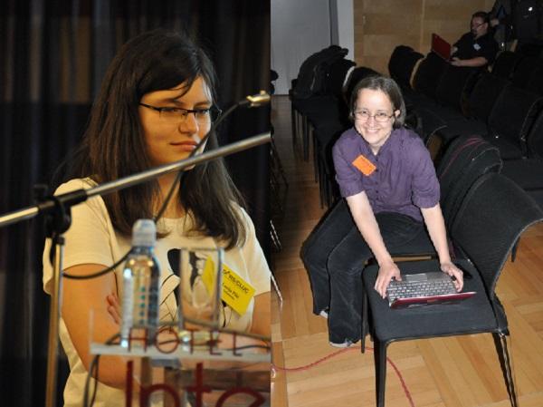 I Jasna i Lucija s otvorenim su se tehnologijama prvi puta susrele na fakultetu