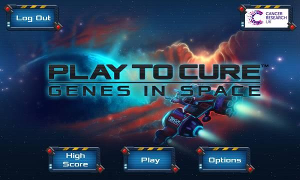 Genes in Space zapravo su promišljeni kao igrica koja bi trebala zaokupiti igrača