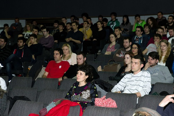 Predavanjem je otvoren ciklus za dizajnere u sklopu Mc2 natjecanja