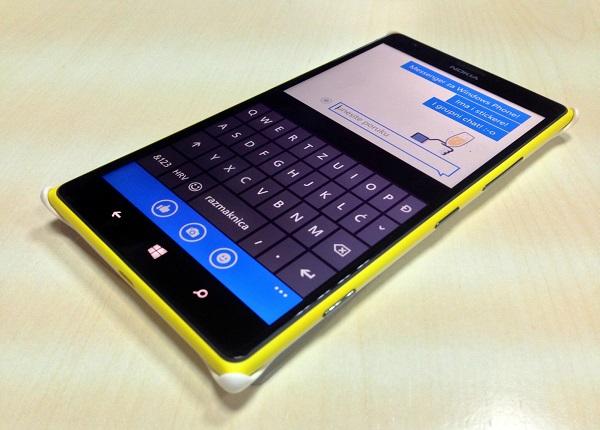 WP Messenger Lumia 1520