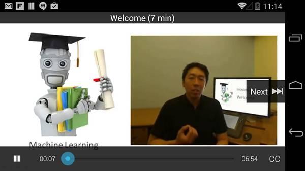 Preko aplikacije mogu se slušati kolegiji na 12 jezika