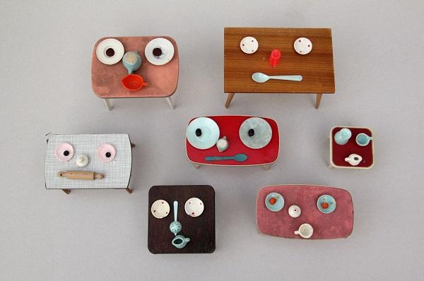 Emotikoni utječu na naše raspoloženje čak i kada ih ne prepoznajemo kao ljudska lica (izvor: Things With Faces)