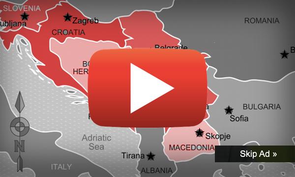 YouTube oglašavanje u regiji.