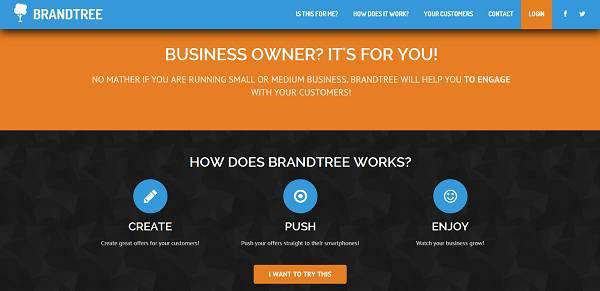 Brand Tree proizvod je koji je osmišljen i kreiran u samo 24 sata.