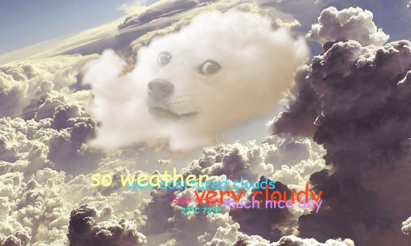 Doge Weather 2