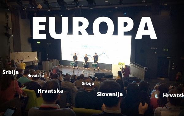 Razlike između oglašavanja u Hrvatskoj i Europi su ogromne. No, možemo se tješiti time da je situacija slična i u