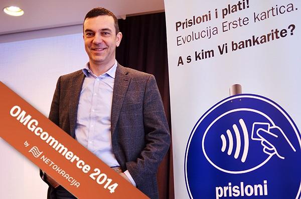 Proizvod će predstaviti Igor Strejček iz Erste banke. (Slika: Marina Filipović Marinshe)