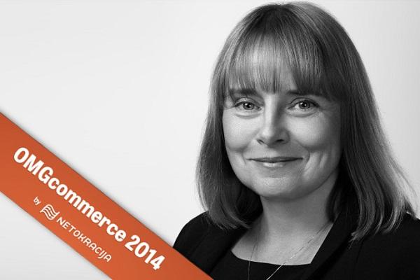 Joann Johnstone o izazovima s kojima se susreće pri vođenju ecommerce stranice govorit će ovoga petka na konferenciji OMGcommerce.